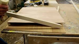 How To Paint Over Wood Paneling by How To Make A Braced Panel For Encaustic Painting By Jon Peters