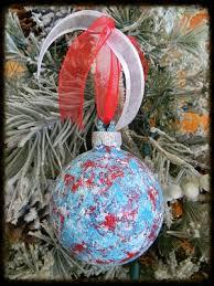 tree ornaments glass ornaments unique