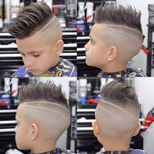 20 trendy and cute boy haircuts your kids will love cool