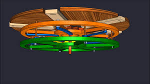 extending round table in solidworks youtube
