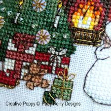 faby reilly designs ornament cross stitch
