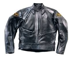 leather cycle jacket hides for slides vanson leathers motorcycledaily com