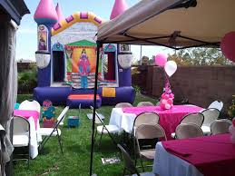 backyard birthday party ideas mini mouse in the back yard birthday party ideas photo 1 of 6