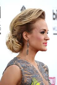 50 beautiful updo hairstyles updo bangs and chignons