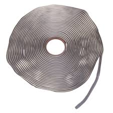 fabral 1 4 in x 40 ft butyl rubber sealant tape 40bt the home