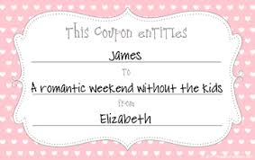 printable romantic gift certificates free printable valentines day coupons crafty 2 the core diy galore