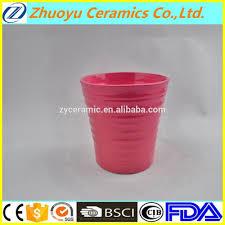 flower pot sale pink ceramic flower pots pink ceramic flower pots suppliers and