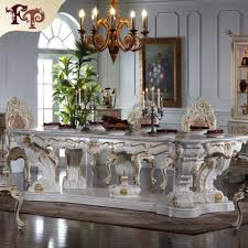 european antique furniture high end wooden executive dinging room