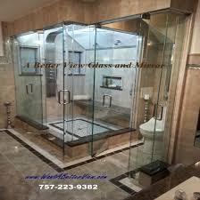 Decorative Shower Doors Semi Frameless Glass Sliding Tub Shower Door Enclosures
