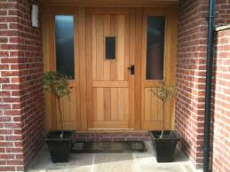 Solid Oak Exterior Doors Solid Wood Exterior Doors Prices Cleaning Your Solid Wood