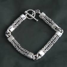 bracelet silver chain images Mens bracelets men 39 s bracelet collection at novica jpg