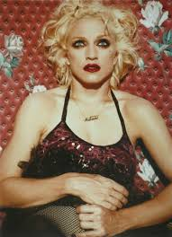 bettina rheims chambre bettina rheims madonna sitting on the floor and
