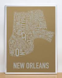 New Orleans Neighborhood Map by New Orleans Neighborhood Map 18