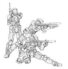 coloring pages halo master chief coloring pages mycoloring free