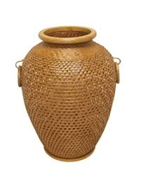 Large Wicker Vases Wholesale Bamboo Flower Vases And Wicker Baskets