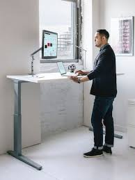 Standing Desk Adapter by Renew Standing Desk Herman Miller