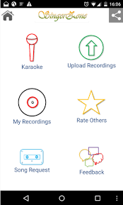 karaoke apk free singerzone karaoke apk for android getjar