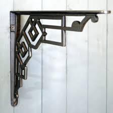 wall ideas metal kitchen shelves wall mount metal wall shelf