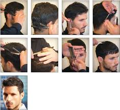 mens haircuts step by step january 2013 salon international middle east edition page 5