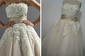 wedding dresses online shopping these terrible knockoffs are why you shouldn t buy a wedding dress