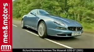 maserati 2001 richard hammond reviews the maserati 3200 gt 2001 youtube