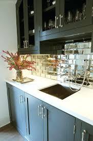 Subway Tile Backsplash Bathroom - antique mirror backsplash tiles mirror tiles backsplash kitchen