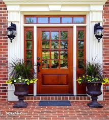 Oak Exterior Door by Front Door Wood And Glass Btca Info Examples Doors Designs