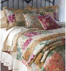 Duvet 100 Cotton Floral Paisley Patchwork Quilt Gifts Plow U0026 Hearth