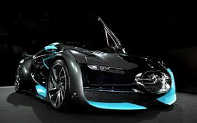 black and teal car synergi auto body repairs