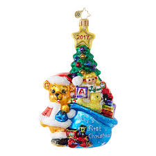 christopher radko ornaments radko baby a for everything