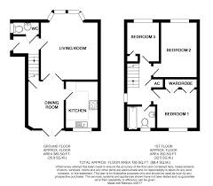 3 bedroom property for sale in lodwick rise st mellons cardiff floorplan epc graph brochures
