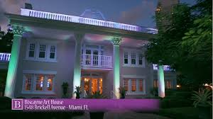 biscayne art house exhibition youtube