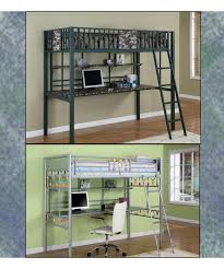Build Your Own Loft Bed With Desk by Making Your Own Loft Bed Woodworking Memphis Plans Download