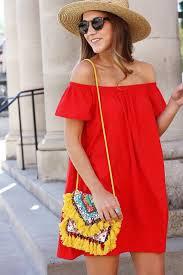 best 25 red beach dresses ideas on pinterest l space coral