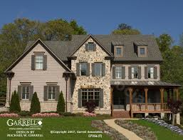 colonial style house plans garrell associates inc oxford f house plan 07256 traditional