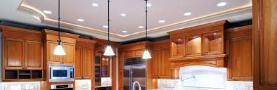 Recessed Lights Kitchen How To Position Recessed Lighting In Kitchen Recessed Led Lighting