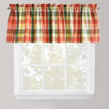 park b smith provencal rooster window valance hayneedle