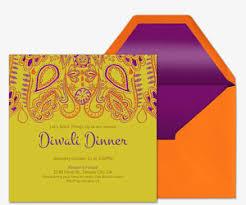 Mehndi Cards Online Diwali Party Invitations Evite