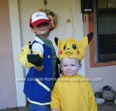 Ash Ketchum Halloween Costume 10 Diy Halloween Costumes Kids Ash Ketchum Ash Ketchum
