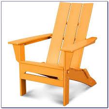 Composite Adirondack Rocking Chairs Polywood Adirondack Rocking Chair Outdoorlivingdecor