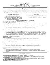 java developer resume stack java developer also resume partypix me