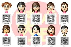 acnl hair qr codes qr codes favourites by shego13 on deviantart