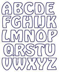 letter font templates buydjj info