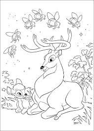 bambi 2 coloring