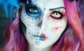 halloween contact lenses beautylish