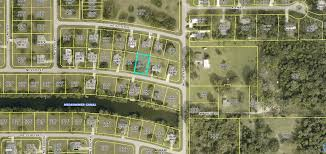 Map Of Cape Coral Fl Vacant Land For Sale In Cape Coral Florida Land Century