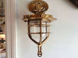 brass kitchen lights nautical lighting coastal lamps fixtures u0026 pendant lighting