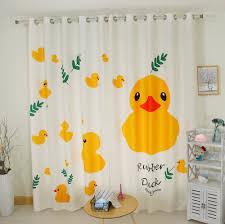 online get cheap children curtains yellow aliexpress com