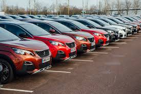 used peugeot suv peugeot suv smashes cap predictions as first models hit used market