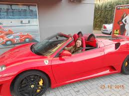 ferrari factory a ride to remember a day with ferrari usac